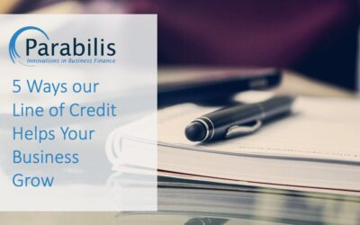 5 ways our line of credit helps your business grow