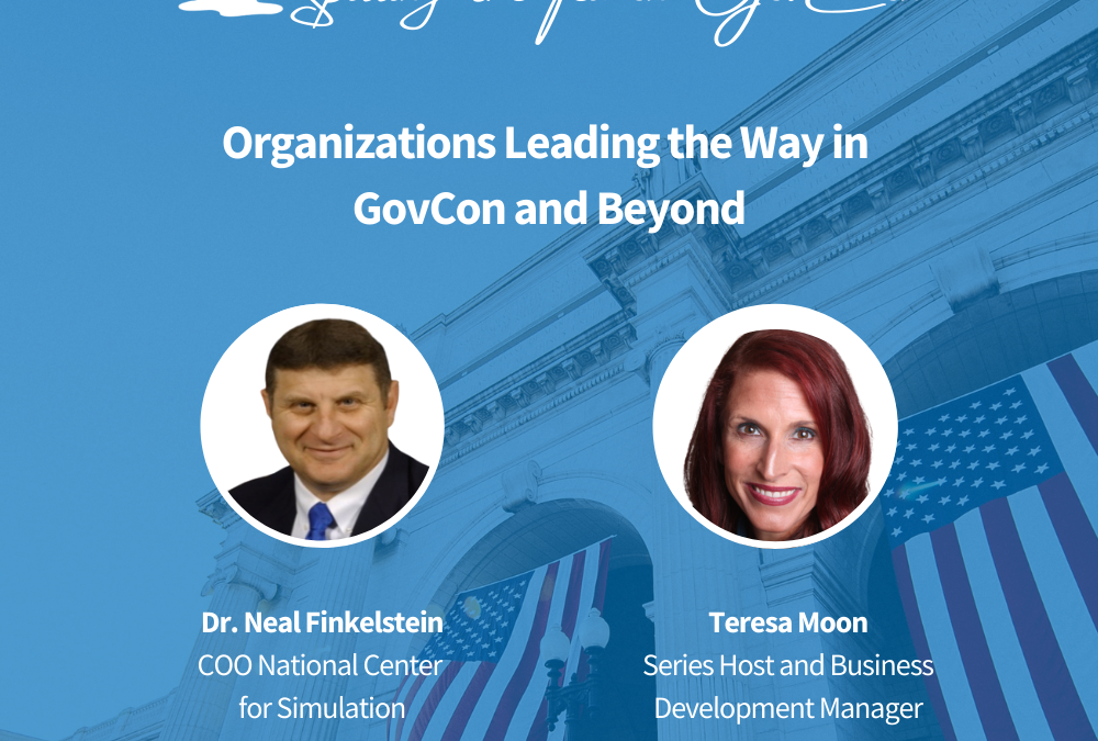 Organizations Leading the Way in GovCon and Beyond